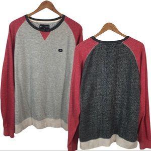 Men's Billabong Surfing Brand Crew Sweatshirt XL
